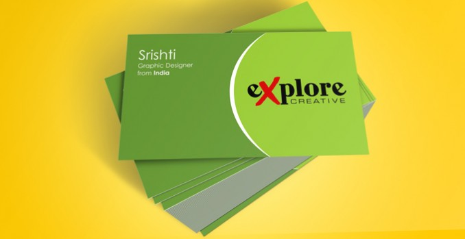 I will design awesome business card