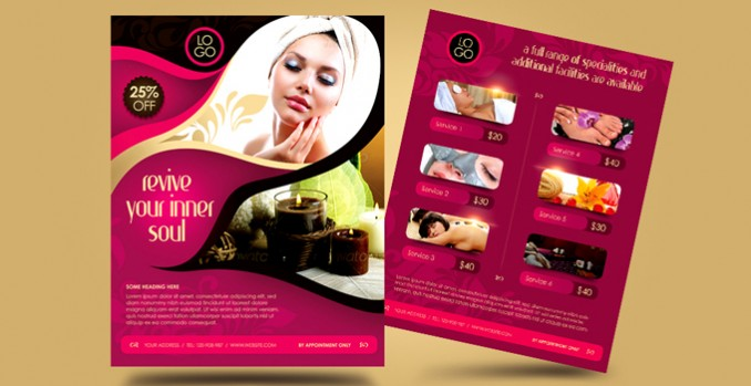I will design Flyer