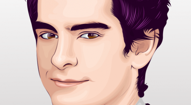 vector potrait(design is one of my hobby in my spare time lectures)